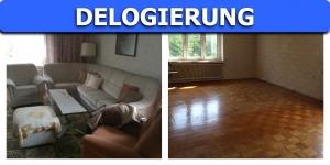 Delogierung