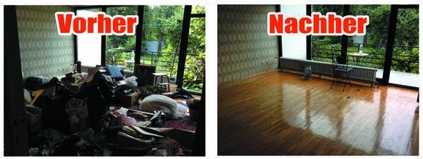 professionelle wohnungsentr mpelung und wohnungsr umung aus ober sterreich linz. Black Bedroom Furniture Sets. Home Design Ideas